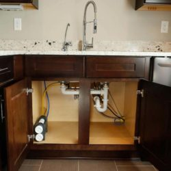 water filter products under sink
