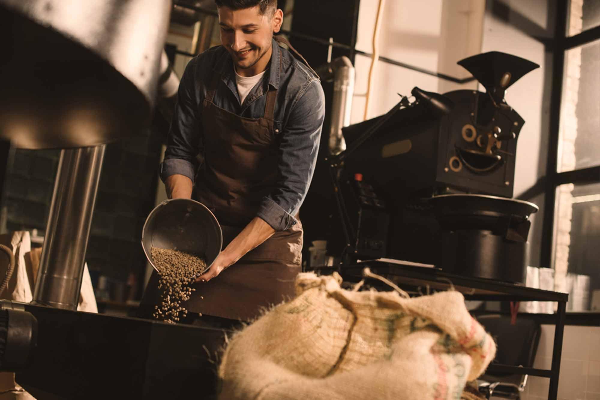 coffe roaster
