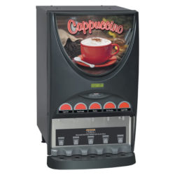 hot drink machinery products